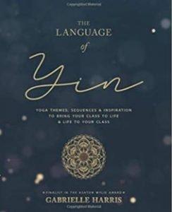 language of yin